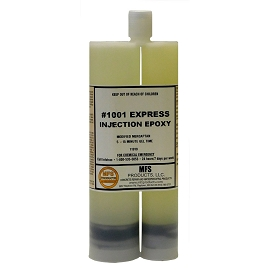 Dual Cartridge Injection Epoxy - Express Low Viscosity