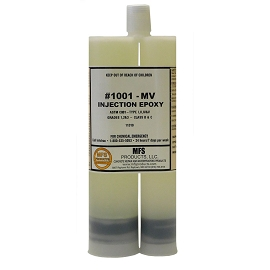 Dual Cartridge Injection Epoxy - Medium Viscosity