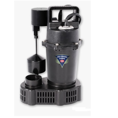 Pro Series Sr33-Vs Sump Pump