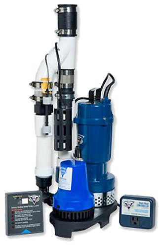 Pro Series Ps-C11 Combination Sump Pump