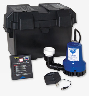 Pro Series Phcc-1000 Backup Sump Pump