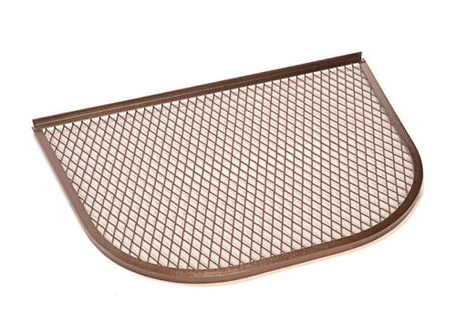 55 In X 36 In Steel Grate Cover- Copper Vein- For Egress Well