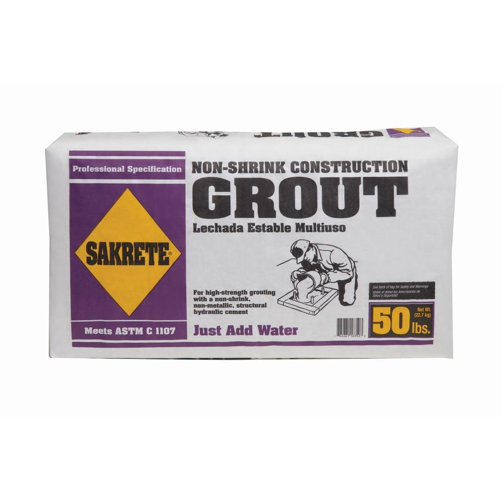Non Shrink Grout 50 Lbs.