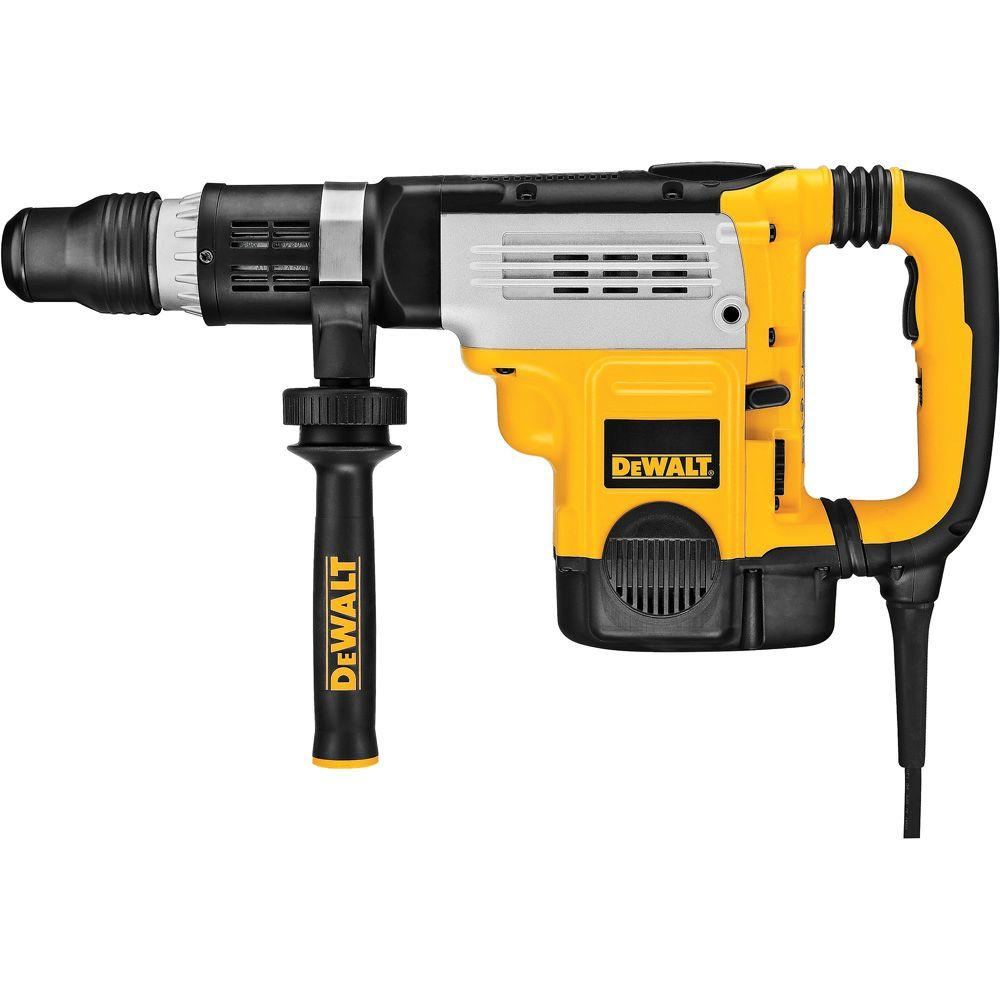 15 Amp 2 In. Corded Sds-Max Combination Concrete Rotary Hammer With Shocks