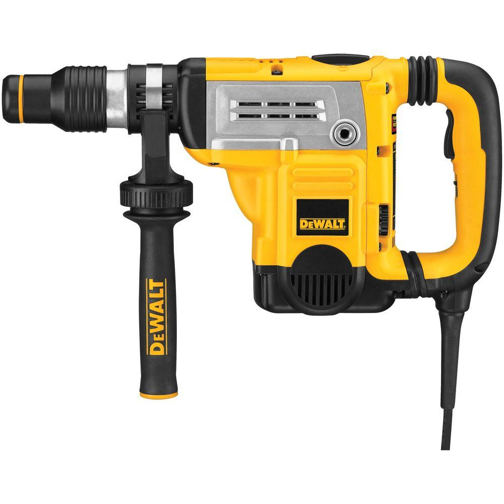 13.5 Amp 1-3/4 In. Corded Sds-Max Combination Concrete/Masonry Rotary Hammer