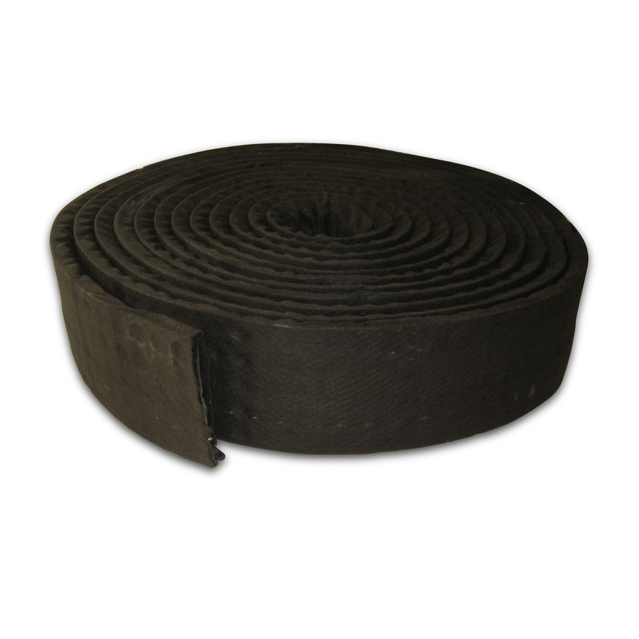 Sitedrain 6 In X 150 Ft Soil Strip Drain With Fabric