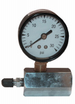 30Psi Gas Test Gauge