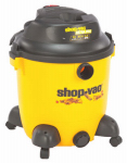 Wet/Dry Blower Vac 6.5 Peak Hp 12 Gallon