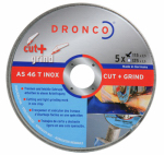 4.5In. Cutting/Grinding Wheel 5 Pack