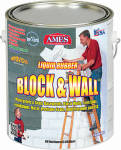 1 Gallon Block And Wall Liquid Rubber Coating