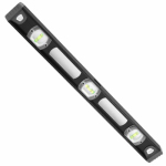 Heavy Duty Aluminum I-Beam Level 24 In.