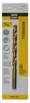 Hss Titanium Coated Drill Bit 5/16X4.5In.