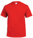 Lg Red S/S T Shirt