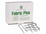 75 - Pack Contractor Grade Steel Fabric Pin