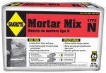 40 Lb. Type N Mortar Mix