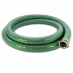 2 X 20 Green Water Suct Hose