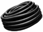 4 In X 100 Ft Corrugated Solid Drain Pipe