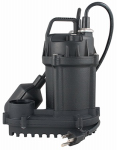1/3Hp Cast Iron Sump Pump