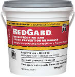 1 Gallon Redgard Water Proofing