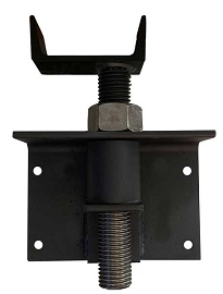 S4 Offset Perpendicular Adjustable Joist Bracket (Painted)