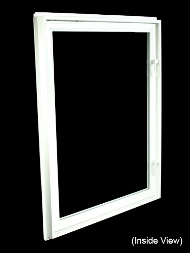 111303-MF,NVC3240W,Egress Windows,Northview Window and Door,32X40 Casement Window,32X40,Casement,Window