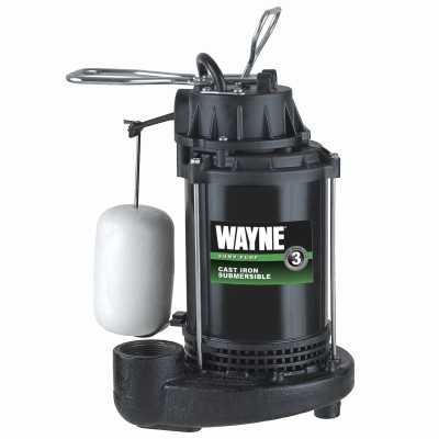 137692,CDU800,Primary Sump Pump,Wayne Water Systems,1/2HP Cast Iron Sump Pump,1/2HP,Cast,Iron,Sump,Pump