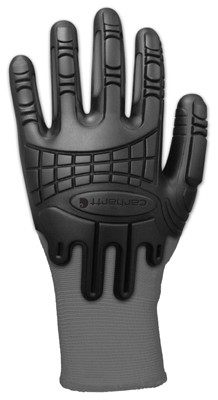 171979,A612GRY L,Coated Work Gloves,Gordini,Gray Impact Glove Large,Gray,Impact,Glove,Large