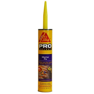 191168,187784,Caulking and Polyurethane,Sikaflex,10.1 OZ Tube Mortar Fix,10.1,OZ,Tube,Mortar,Fix