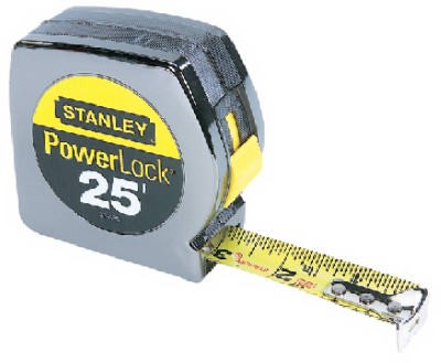 298877,33-425,Tape Rules,Powerlock,Powerlock Tape Rule 1 in. x25 ft.,Powerlock,Tape,Rule,1,in.,x25,ft.