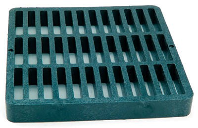 316072,990,Basins and Channel Drains,Nds,9 x 9 Green Square Grate,9,x,9,Green,Square,Grate